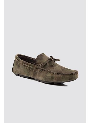 TWN Kamuflaj Desen Ayakkabı Haki